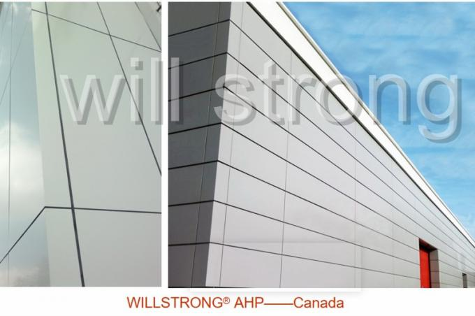 Easy To Install Sandstone 1.5m Honeycomb Composite Panels