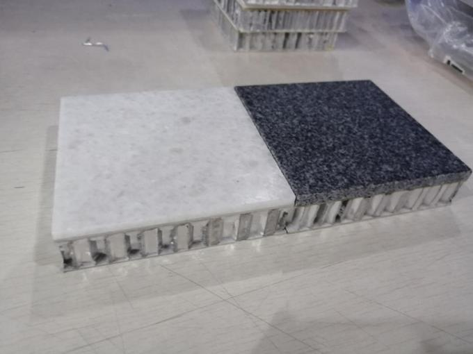 Granite stone honeycomb panel thickness 20mm for building decoration