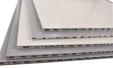 3mm Thick AHP Aluminium Honeycomb Panels Fire Rated A2 Wall Cladding