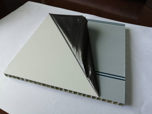 Metal aluminum honeycomb panel thickness 10mm for office decoration