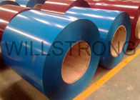 China CCAC AS-06 Color Coated Aluminum Coil , 4x8 Aluminum Sheet Metal  factory