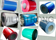 China Blue Color Coated Aluminum Coil With Aluminum Alloy 3003 H18 For Construction Material factory