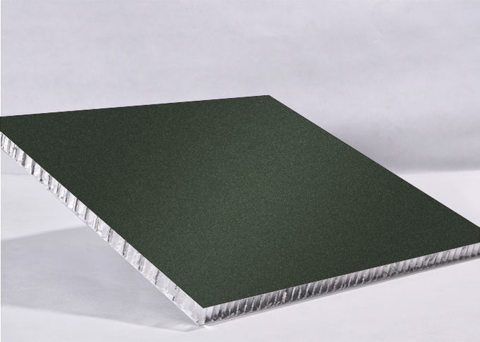 Aluminum Honeycomb Sandwich Panels With High Compressive Strength For Exterior Wall Decoration